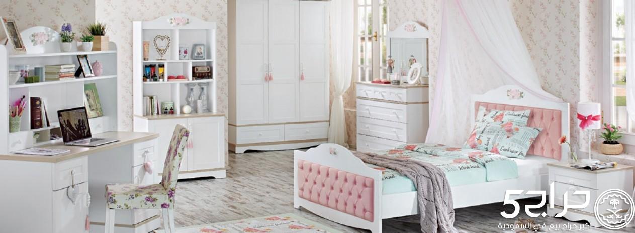 غرف النوم  الشباب  \  لورا