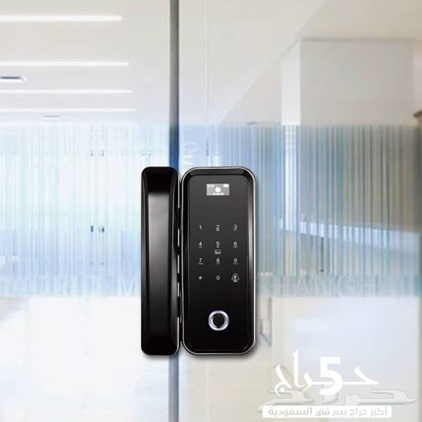 » جهاز التحكم بالابواب - قفل الباب الالكترونى