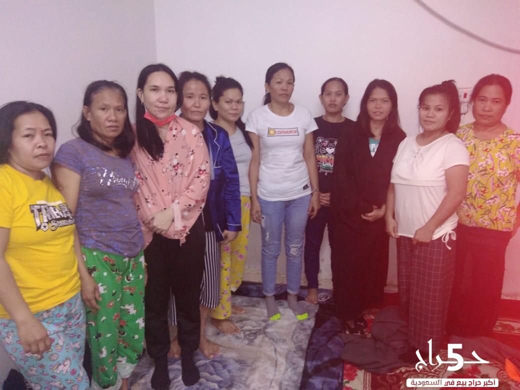 يوجد خادمات للتنازل من جميع الجنسيات 0545999910