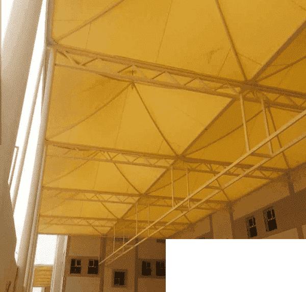 تركيب مظلات سيارات- مظلات حدائق - مظلات مداخل فلل- مظلات جلسات خصم 20% على المظلات والسواتر  بالرياض0551113590