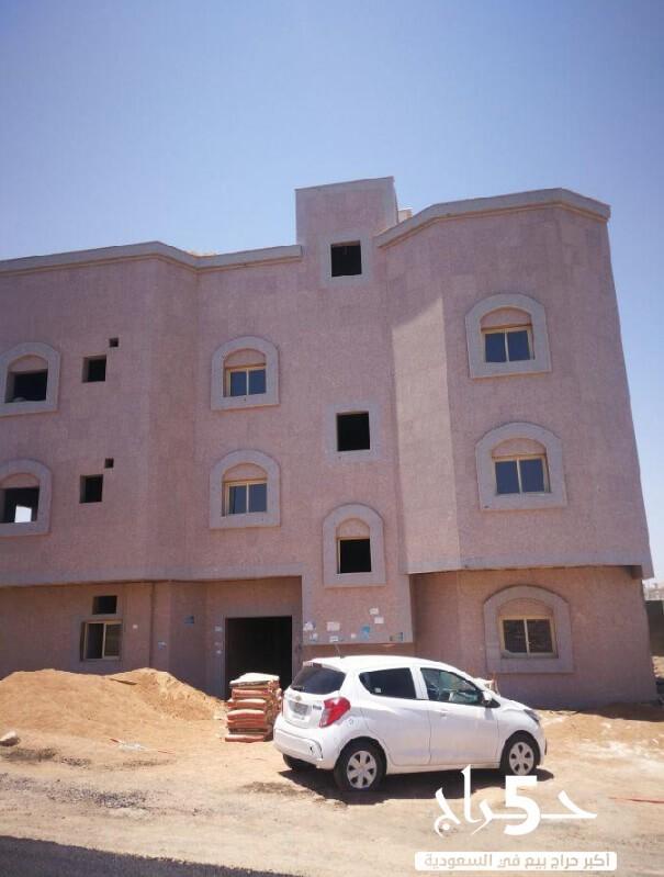للبيع عماره مخطط الملك فهد