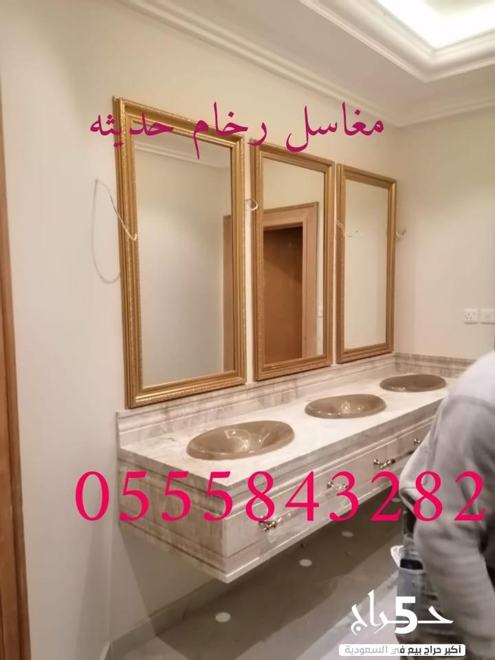 صور مغاسل حمامات وديكورات