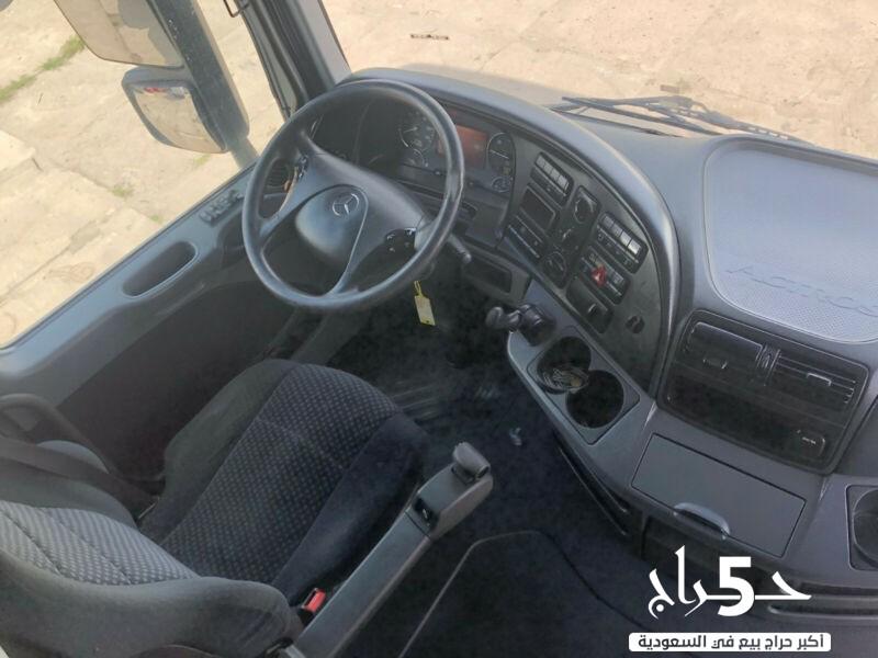 شاحنه مرسيدس اكتروس1844 بحاله ممتازه  للبيع