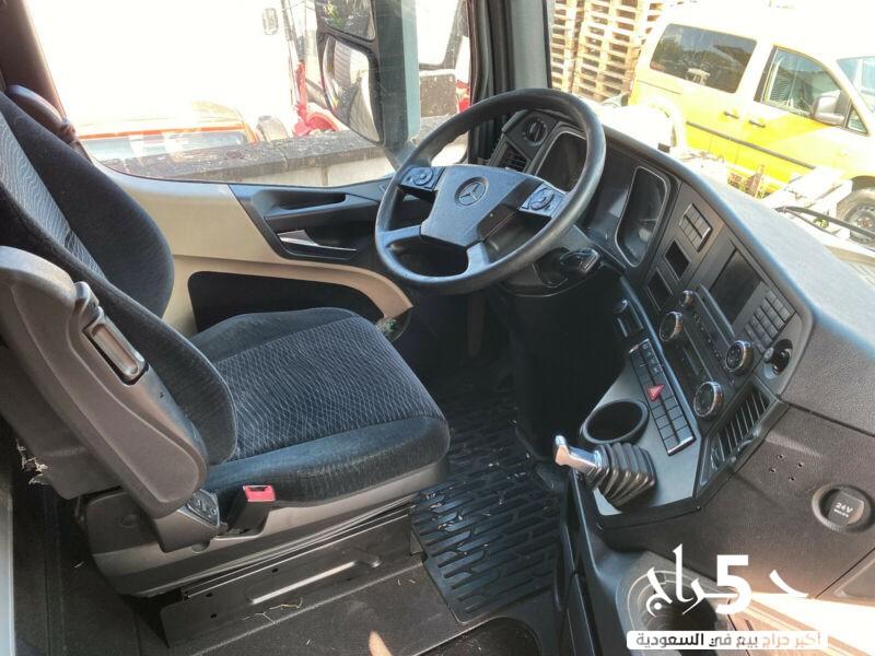 شاحنه مرسيدس اكتروس1845 مميزه للبيع