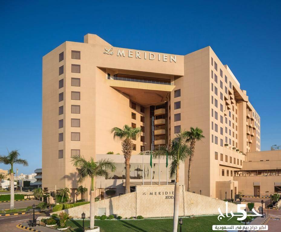 سوق جده الدولي + فندق المريديان