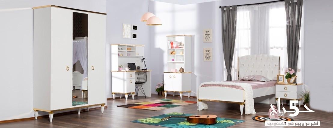 مخازن الأثاث - غرف نوم مفرد ولنفرين وأطفال