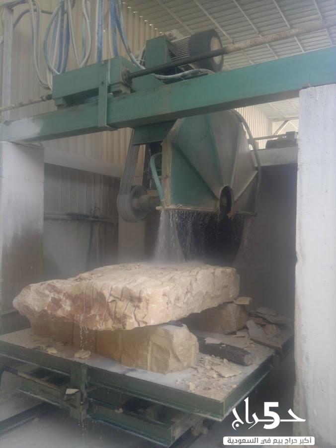 افضل مصنع حجر طبيعي