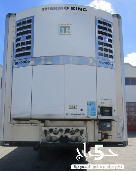 برادة كرون موديل 2004 مع مبرد ثيرموكنج sl400e للبيع