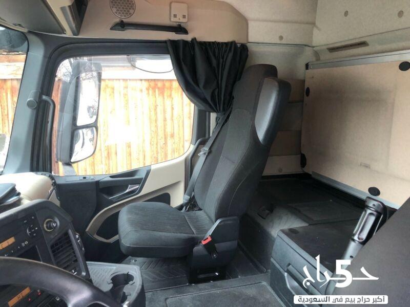 شاحنه مرسيدس اكتروس 2542 (2*6) mp4 للبيع بسعر خيالى