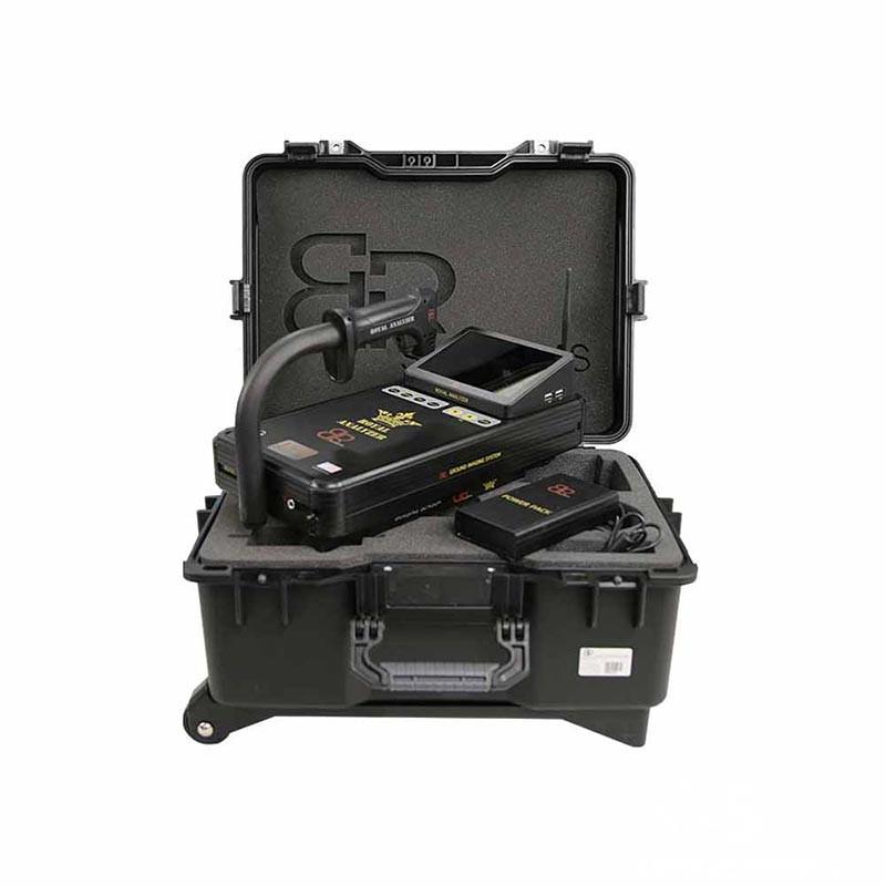 اجهزة كشف الذهب _ اقوي التقنية التصويرية للكشف عن الذهب والكنوز والفراغات تحت الارض ( رويال بيزيك ) - ALAREEMAN
