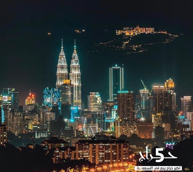 برنامج سياحي 15 يوم للعرسان بماليزيا 4 نجوم