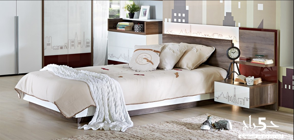 غرف النوم للشباب